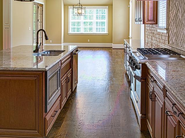 kuchyně,okno, sporák