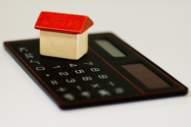 počítání bydlení