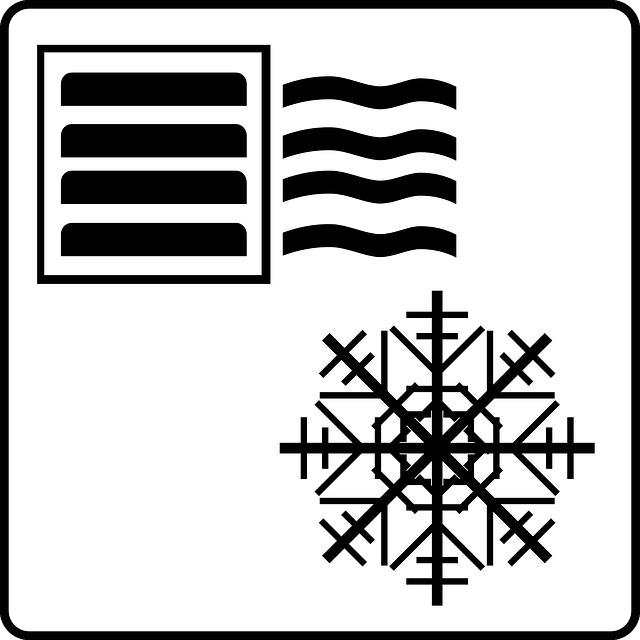 ikona klimatizace