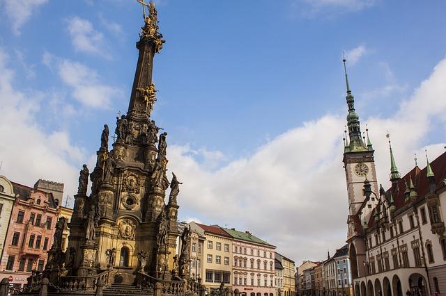 náměstí v Olomouci