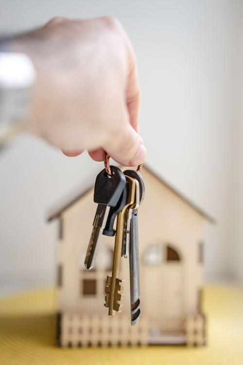 klíče dům